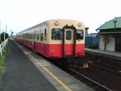 小湊鐵道車両