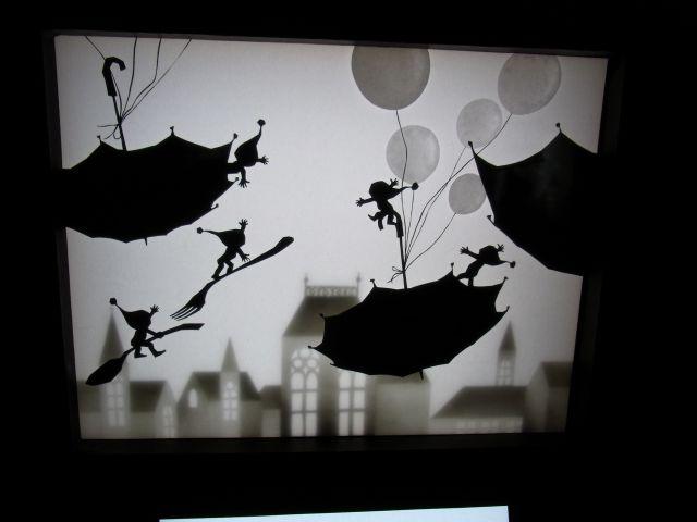 空とぶこびと(1953)