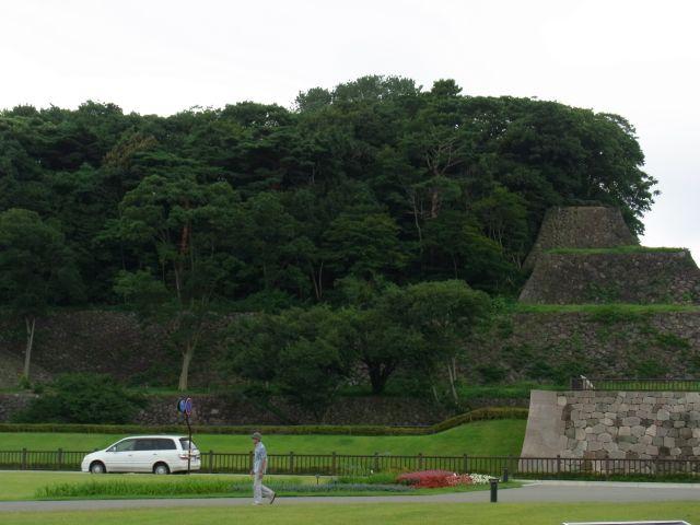 金沢城石垣