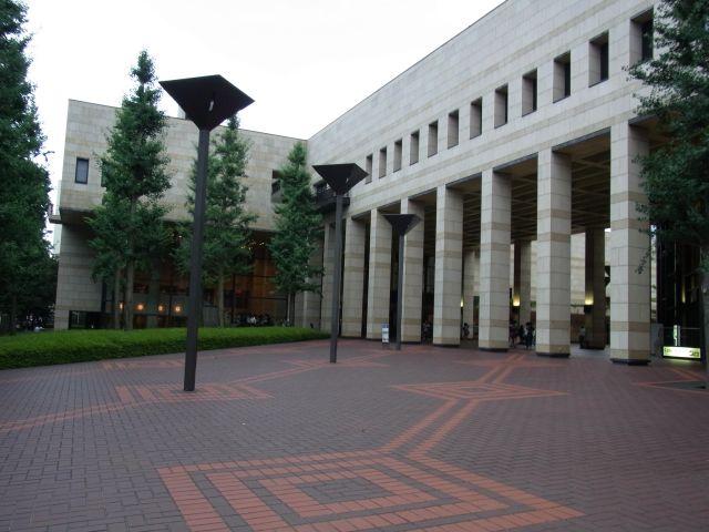 栃木総合文化センター