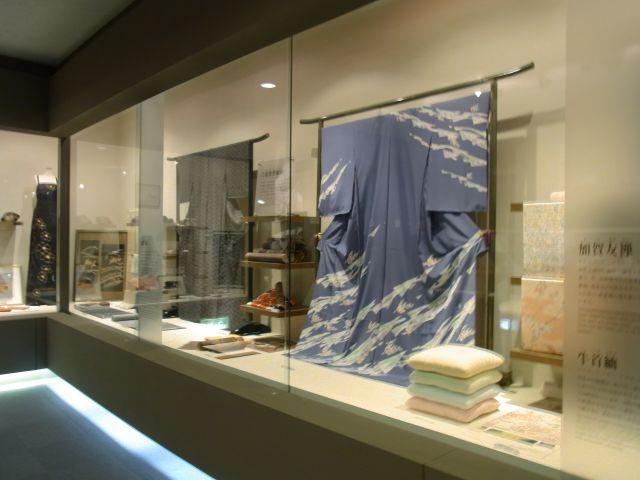 伝統産業工芸館展示1