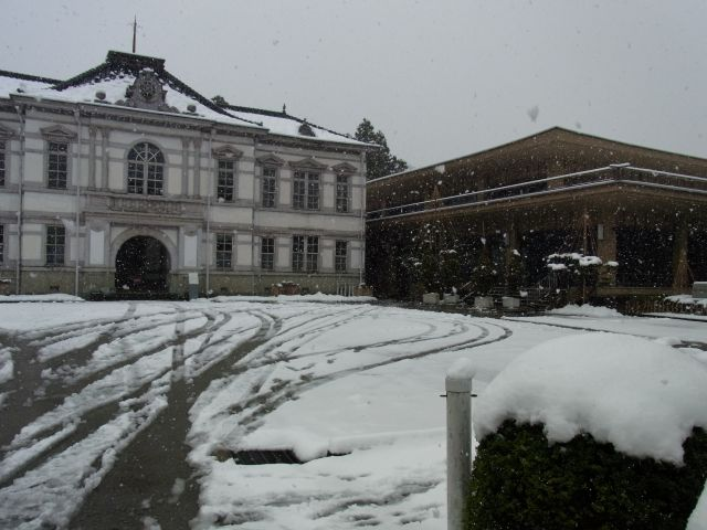 石川県庁 石引分室と石川県立音楽堂