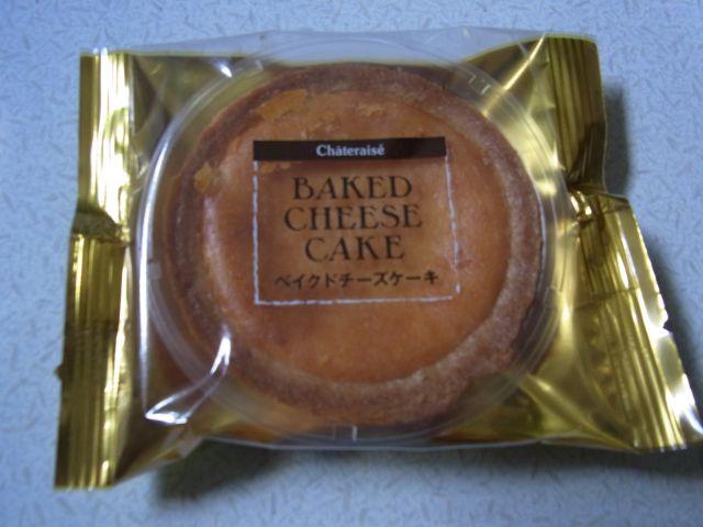 シャトレーゼベイクドチーズケーキ
