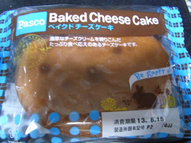 パスコのベイクドチーズケーキ