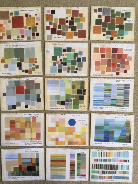 色彩地図帳