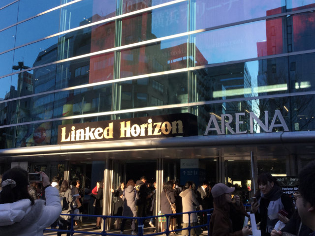 Linked Horizon ARENA