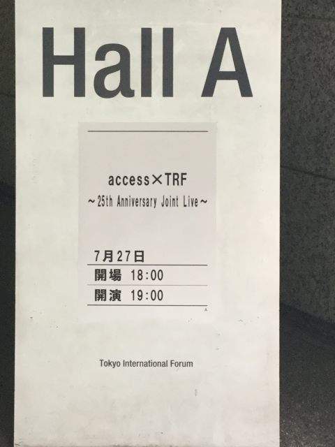 access×TRF 25th Anniversary Joint Live